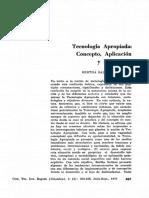 TECNOLOGIA APROPIADA -CONCEPTO, APLICACIÓN Y ESTRATEGIAS.pdf