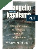 EVANGELIO VERSUS LEGALISMO.pdf