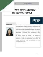Deysi Victoria Cortez Cochachin