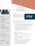 Nimra Latest CV