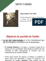 Clase Smith y Marx 20-10-16