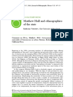 MHull 2012 Documents and Bureaucracy
