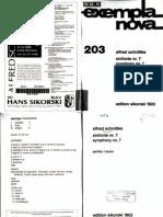 Schnittke - Symphony No 7 - Fu
