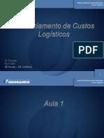 1 e 2 Custos Logisticos - ECT072