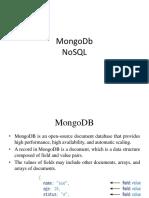 Mongo Nosql