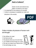 Educational Sociology - School Culture