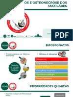 LIGA LADO - Bifosfonatos e Osteonecrose Dos Maxilares