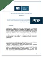 PRIST, Ellas Hacen, Argentina Trabaja, Hacemos futuro, Informe FLACSO-OPPRE-N°-11