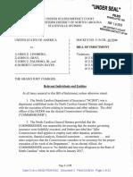 Greg Lindberg et al indictment