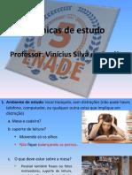 Palestra - Técnicas de Estudo.ppt