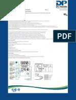 Ficha Tecnica Guantes DPS ET-DPS85804