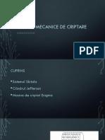 SISTEMe MeCanice de Criptare.pptx