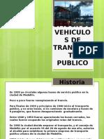Smock de Vehiculos de Transporte Publico