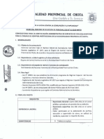 Proceso Cas Nº 001-2019 Chota