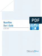 Neuroview User s Guide