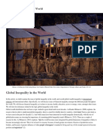 Global Inequality In The World.docx