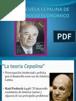 Escuela Cepalina de Desarrollo Economico