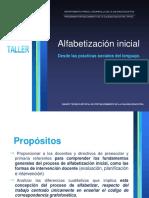 Diapositivas Alfabetización Inicial (Final)