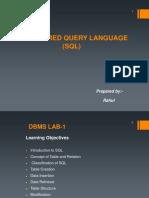 SQL Part1