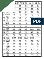Silabas PDF