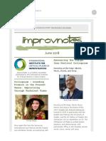 ImprovNotes June 2018