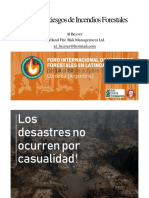 Al Beaver Wildland Fire Risk Management Español