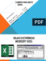 Hojas Electronicas