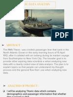 Titanic Data Analysis(1)