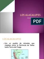 Los Alacalufes