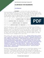 pendulum magic for beginners.pdf