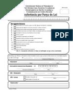 Form Forca de Lei Documentos