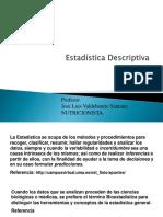 1 CLASE EstadisticaDescriptivaAplicada.ppt