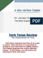 Verb Tenses Review