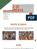BARROCO+EN+LATINOAMERICA