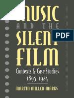 Music and Silent Film - Martin M Marks.pdf
