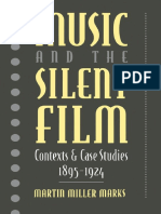Music and Silent Film - Martin M Marks.pdf