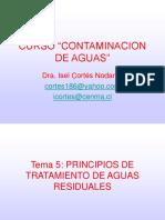 CURSO DE CONTAMINACIÓN DEL AGUA