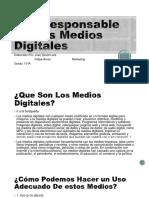 Uso Responsable de Los Medios Digitales Lara- Arcos
