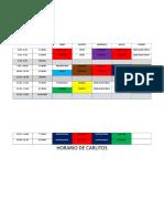 horario de carlitos