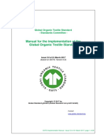 GOTS Implementation Manual 5.0