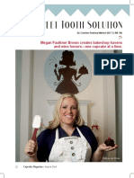 the sweet tooth solution design