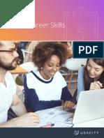 Data Career Skills Checklist