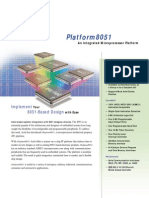Platform 8051 Pib