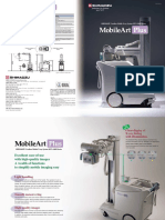 Shimadzu Mobileart Plus Mux 100h Brochure and Specs