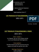 Le Paris d Haussmann