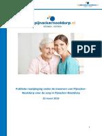 Onderzoek zorg en welzijn Pijnacker-Nootdorp