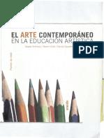 El Arte Contemporáneo en la Educación Artística .pdf
