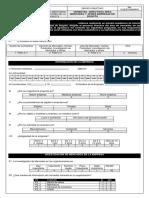 Cuestionario Proyecto Agencias de Investigacion de Mercados