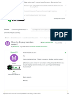 How to display random notes_ - Evernote General Discussions - Evernote User Forum.pdf