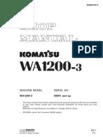 SM WA1200-3-50001-Up 2nd Edition SEBM018213